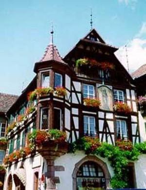 Kaysersberg ober elsass haut rhin for Hotels kaysersberg